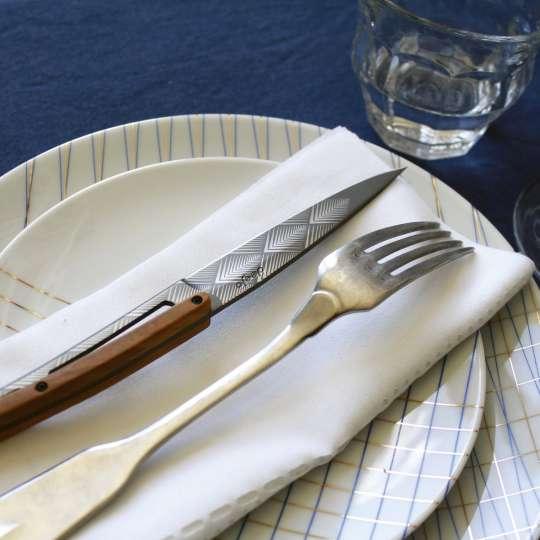 Deejo Steakmesser Art Deco Mood 2