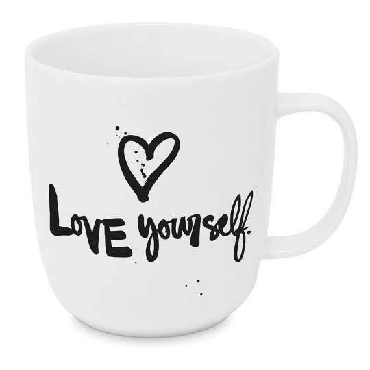551333- Tasse 2.0 -Love Yourself- von Design at Home