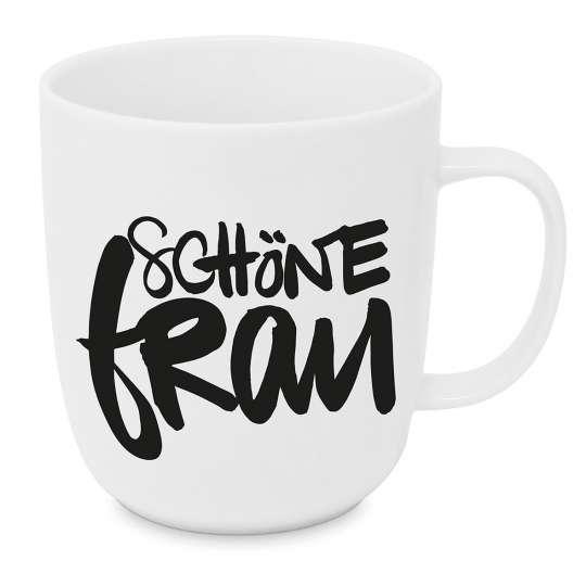 551335- Tasse 2.0 -Schoene Frau- von Design at Home