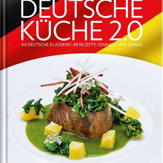 44 deutsche Klassiker in 88 Rezepten: Deutsche Küche 2.0   TrendXPRESS