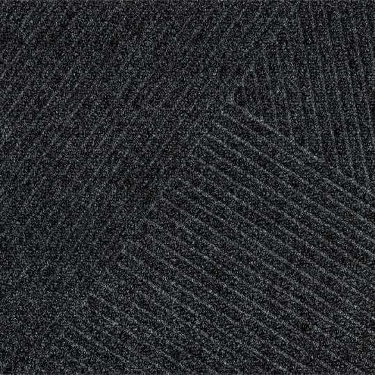 DUNE Design Stripes Dark Grey