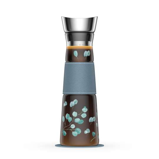Eigenart Glaskaraffe 31003 EVE Eucalyptus Kaffee