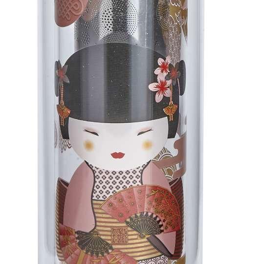 Eigenart 50019 FT NLG Glasflasche Geisha