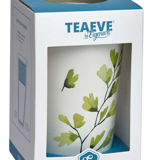 Eigenart 80045 TE Tress Ginko Packaging Porzellanbecher