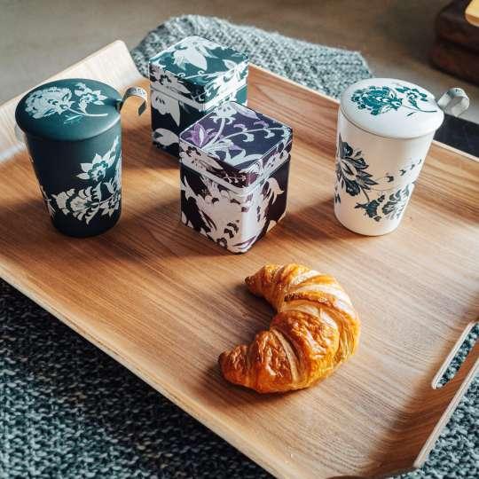 Eigenart: Dekor 'Luna' / Mood Frühstückstablett