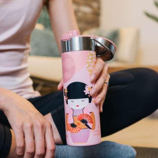 Eigenart: Dekor 'New Little Geisha' / Mood Yoga