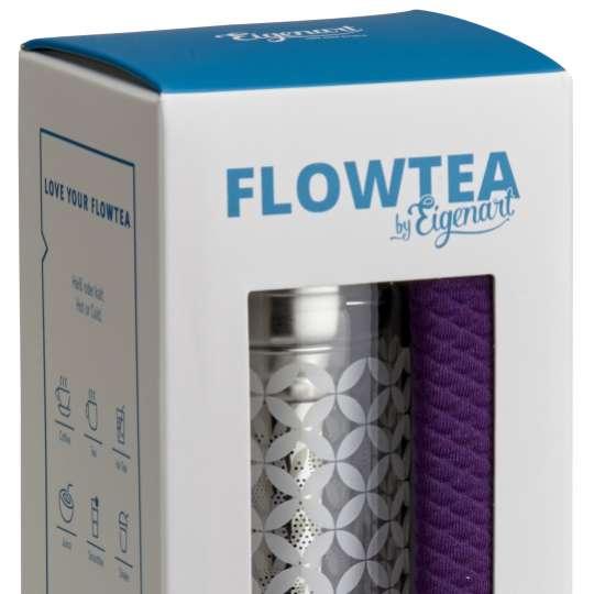 Eigenart May Lin FLOWTEA Teebereiter Verpackung