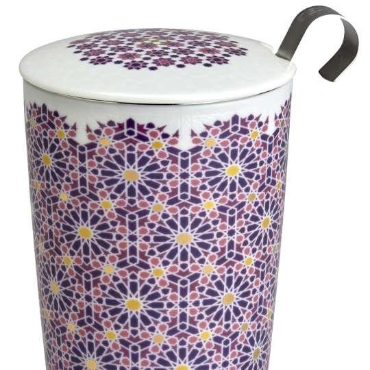Eigenart Andalusia TEAEVE Porzellanbecher Berry - 80040