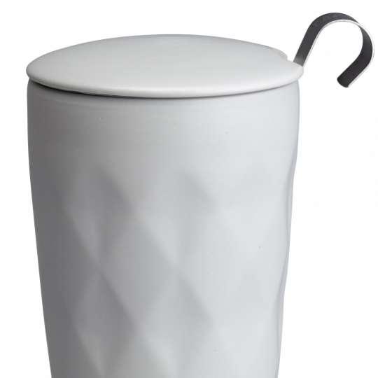 Eigenart TEAEVE Crystal Lux Line White Teebecher