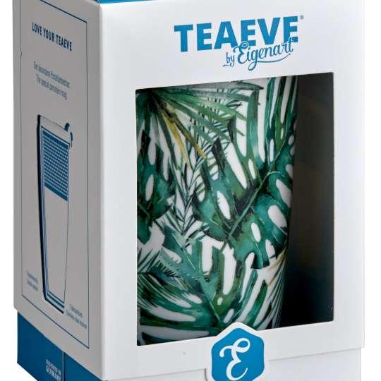 Eigenart Jungle TEAEVE Porzellanbecher Verpackung