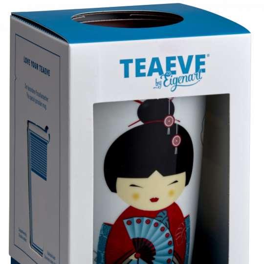 Eigenart Little Family TEAEVE Porzellanbecher Little Geisha Verpackung