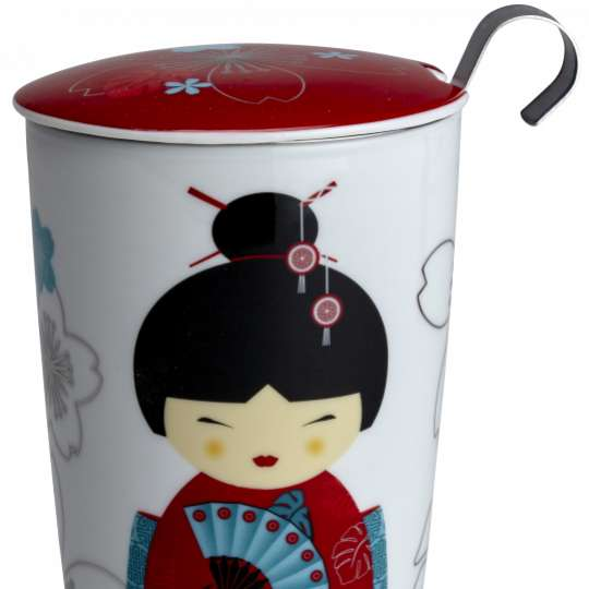 Eigenart Little Family TEAEVE Porzellanbecher Little Geisha - 80004