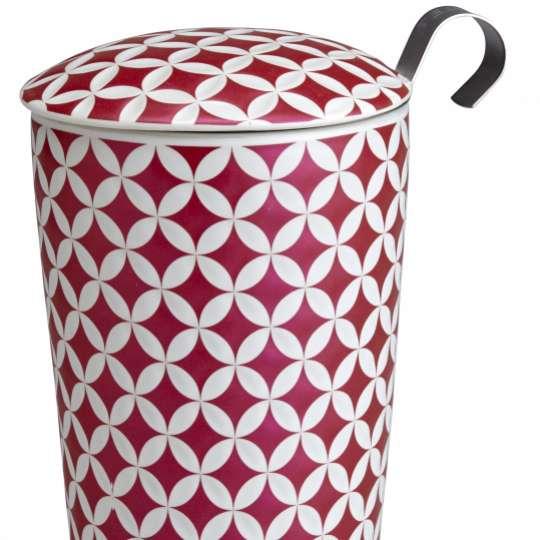 Eigenart May Lin TEAEVE Porzellanbecher pink - 80036