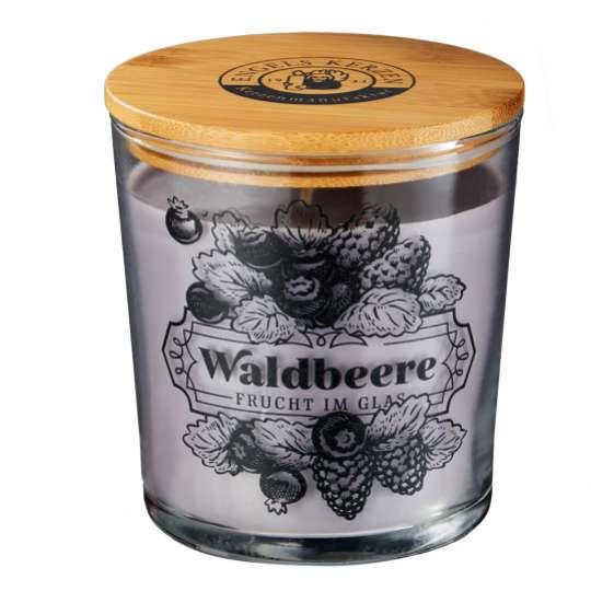 ENGELS Kerzen: Marmeladen-Duftkerze / Waldbeere No. 9