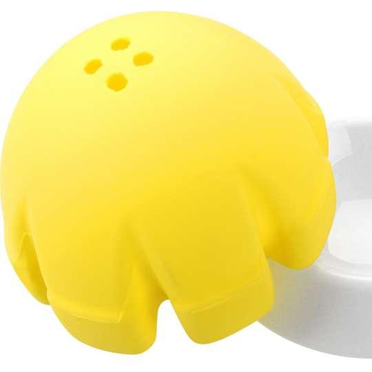 Fackelmann: Küchenhelfer rund um Zitrusfrüchte / Zitronenpresse mit Halter / 42646 / 2 Teile
