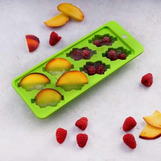 Fackelmann: Küchenhelfer rund um Zitrusfrüchte / Mood Eiswürfelformer Citro / 27087