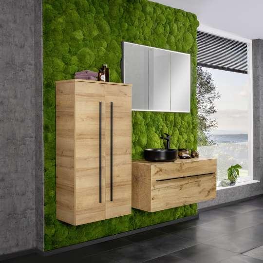 Fackelmann: Lanzet Woodblock - Bad mit Fenster