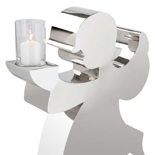 141072 - HOLYWORKER Kerzenhalter 75 cm - für draußen geeignet -