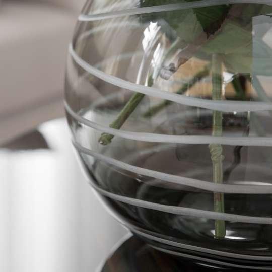 Fink Living MOON / Glasvase mit Schliff 115315 Milieu