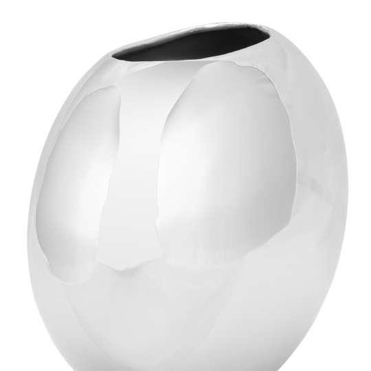 Fink Liiving LUNA / Vase, vernickelt 157088