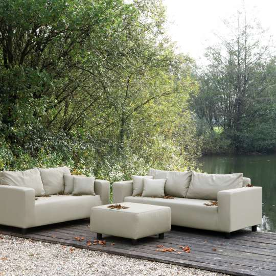 Fink Sofas Carlo hell