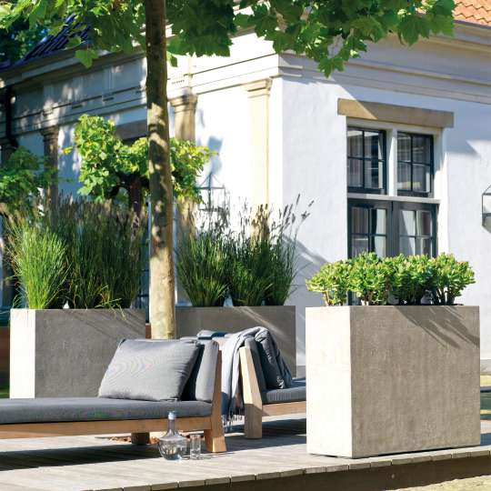 multifunktionale pflanzgef e f r garten terrasse trendxpress. Black Bedroom Furniture Sets. Home Design Ideas