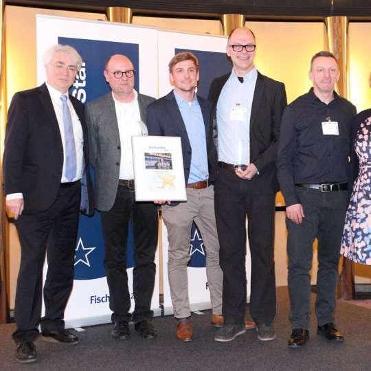 Frischeparadies - Seafood Star 2018 Preisverleihung