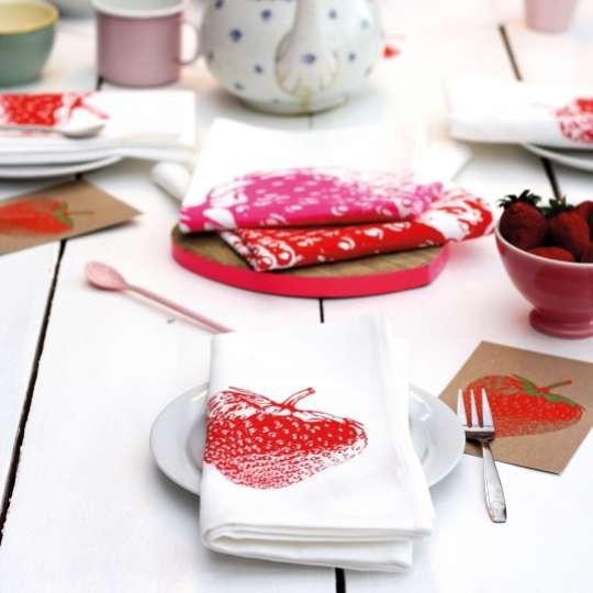 Frohstoff Erdbeersaison Mood