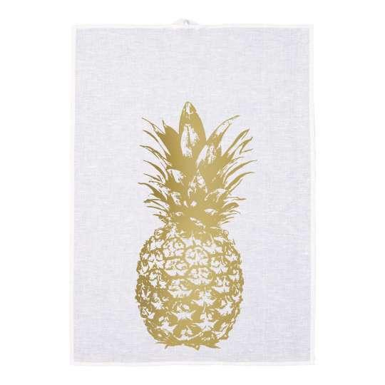Frohstoff Geschirrtuch Ananas 162