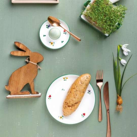Gmundner Keramik Ostern Streublumen Milieu