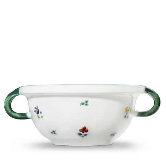 Gmundner Keramik:  Liebevolle Unikate mit Streublumendekor, Weitling 0321WEMH17