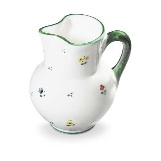 Ein Blumengruß fürs Osterfest Krug Wiener Form