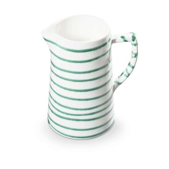 Gmundner Keramik Wasserkrug Grüngeflammt 1,2L 0109KRWA10