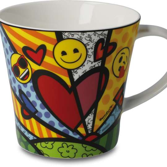 Goebel emoji® BY BRITTO® Coffee-/Tea Mug