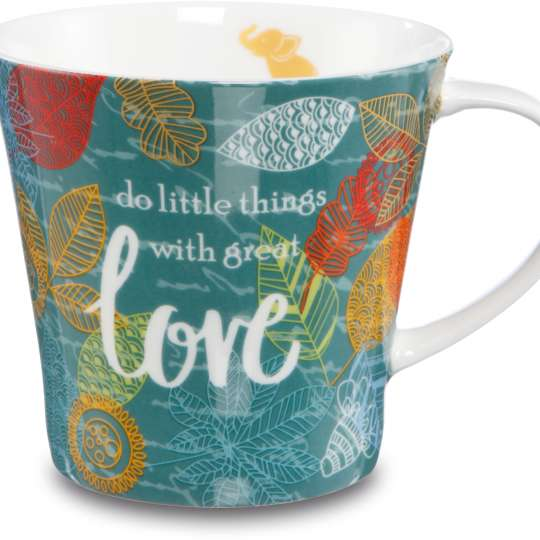 Goebel Coffee-Tea Mug / Henkelbecher Love 70000481