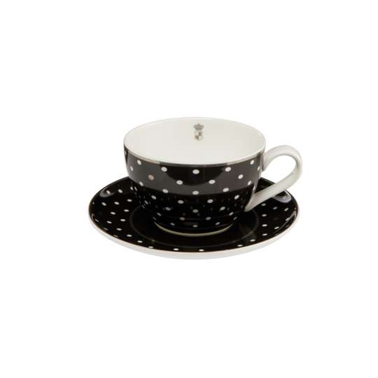 Goebel Teetasse Dots