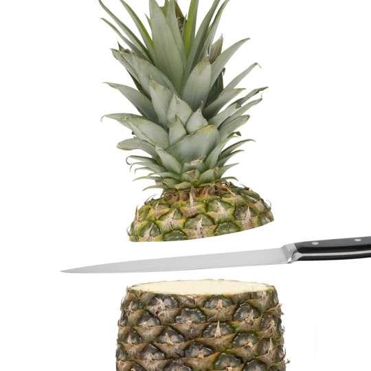 Homiez Ananasschneider, Detailaufnahme
