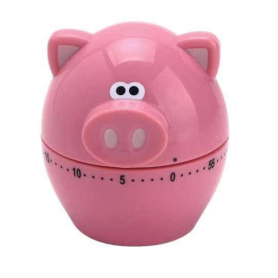 Joie Timer Schwein
