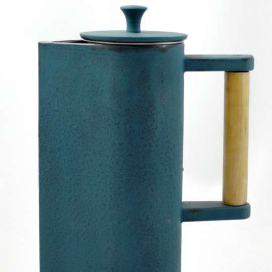 Blumig und Maritim: Teekannen von ja-unendlich / Teekanne, Modell Jokki, blau