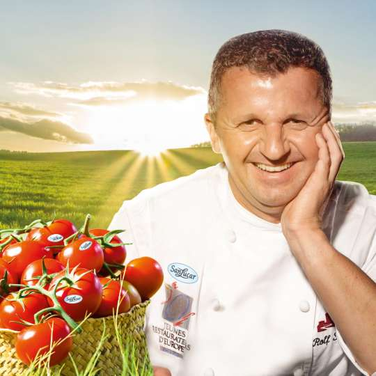 Sternekoch Rolf Straubinger