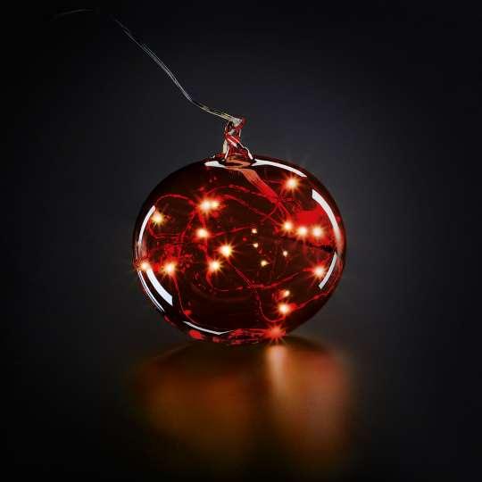 KRINNER Lumix LightBall M Rot