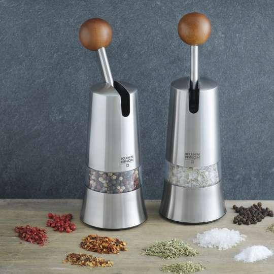 Gewürzmühlen  Gewürzmühlen, Salz- und Pfeffermühlen im Haushalt   TrendXPRESS