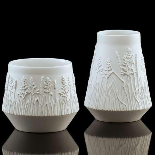 Kaiser Viona Blumenschale und Vase