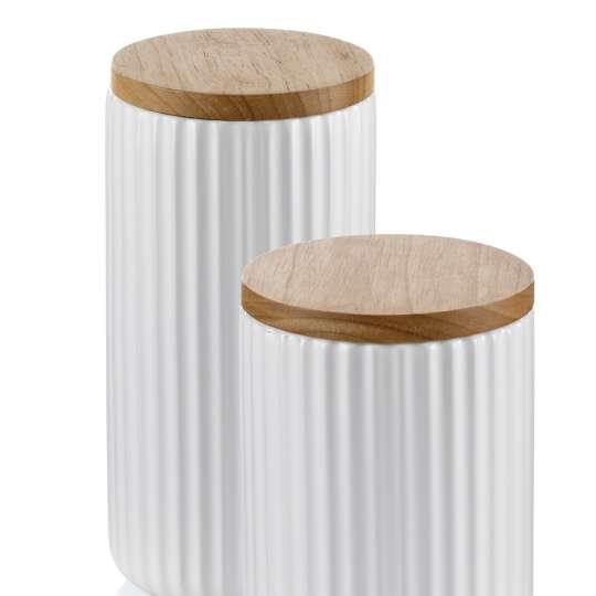 Kela - Küchenserie Maila - Vorratsdosen in 2 Größen