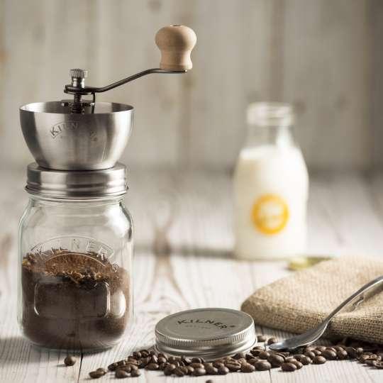 Kaffeemühlen-Set von KILNER
