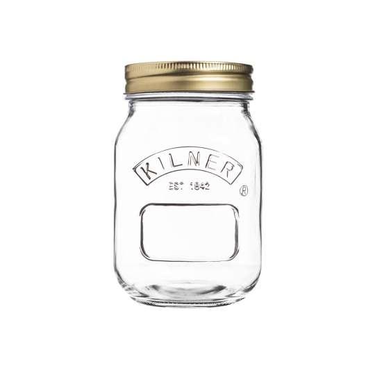 Kilner Einmachglas mit Schraubdeckel - 0025.400