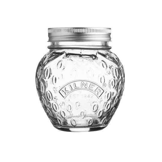 Kilner Marmeladenglas (Erdbeere) 400 ml 0025.582