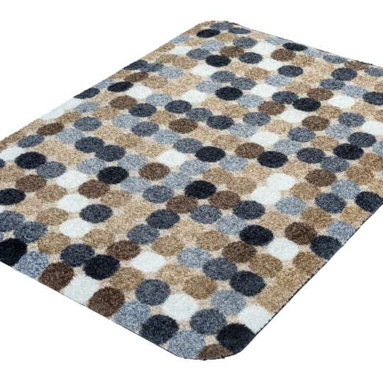 Kleen-Tex Stand-On Mikado Dots nature