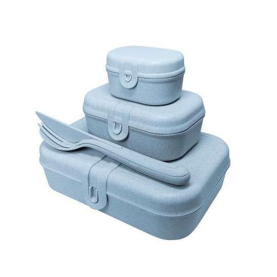Koziol PASCAL READY  3168671 Lunchboxen - Besteckset