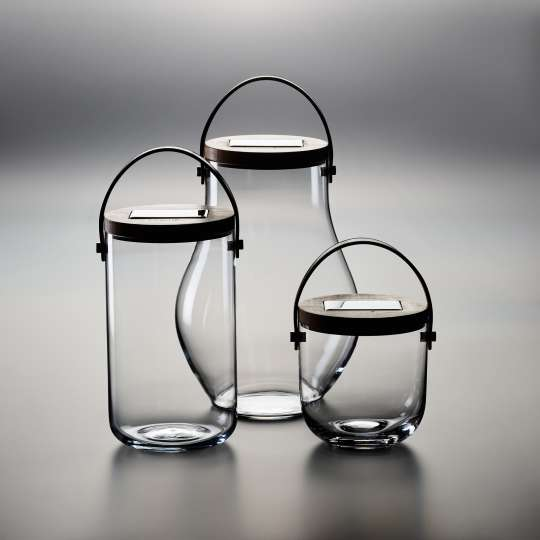 Krinner LUMIX Deco Glass Collection Gruppe